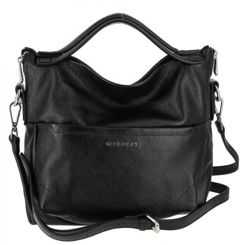 Женская кожаная сумка 2349 BLACK