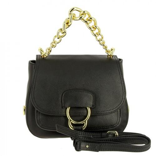 РАСПРОДАЖА!!!       Женская кожаная сумка 6007 BLACK